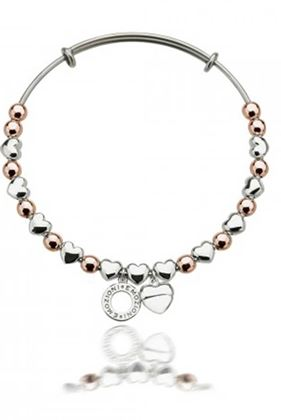 Rose-Gold-and-Silver-Plated-Heart-Bangle_DC096-ROSE-GOLD-AND-SILVER_2