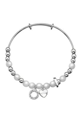 Hot-Diamonds-Emozioni-White-Mother-of-Pearl-Bangle_DC129_0