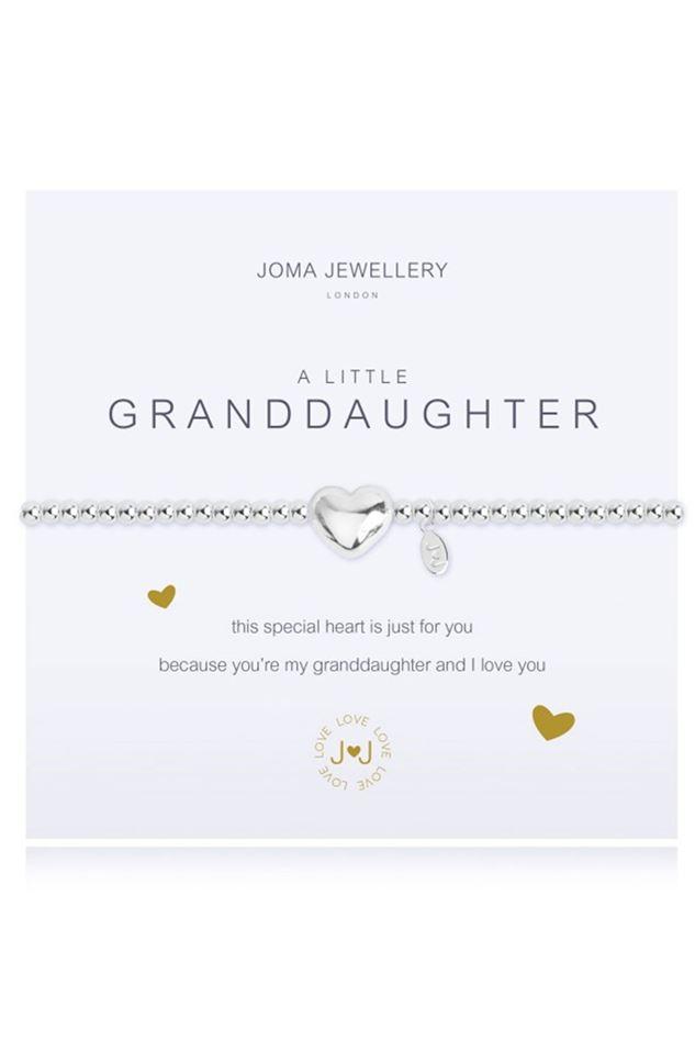 Picture of A Little Granddaughter Bracelet