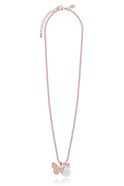 Picture of Joma 'Butterfly Love Life' Necklace
