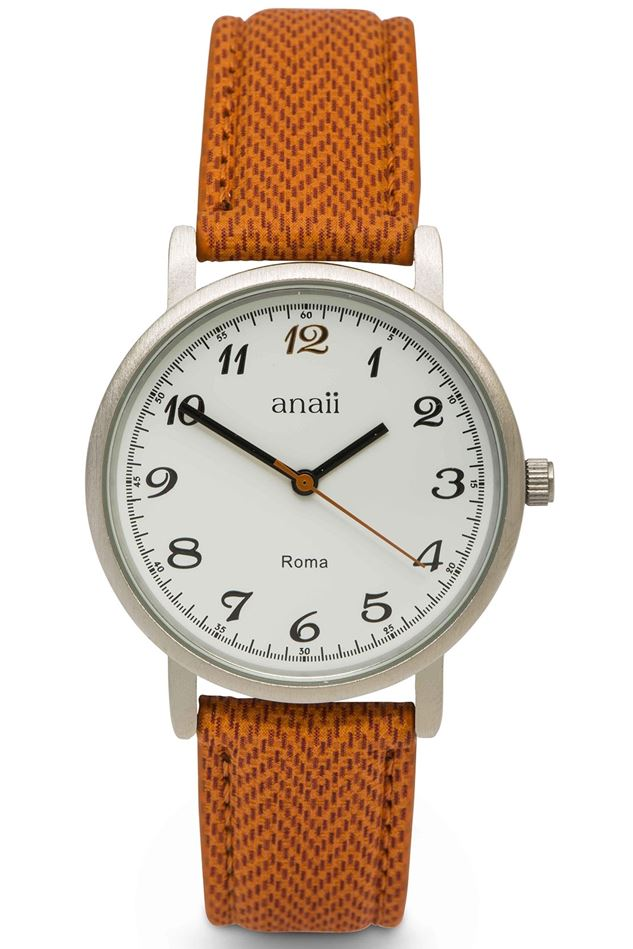 Picture of Anaii roma Watch In Orange