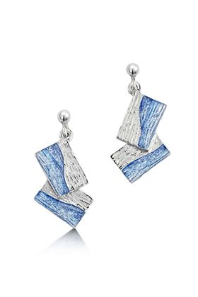 Picture of Sheila Fleet Flagstone Earrings