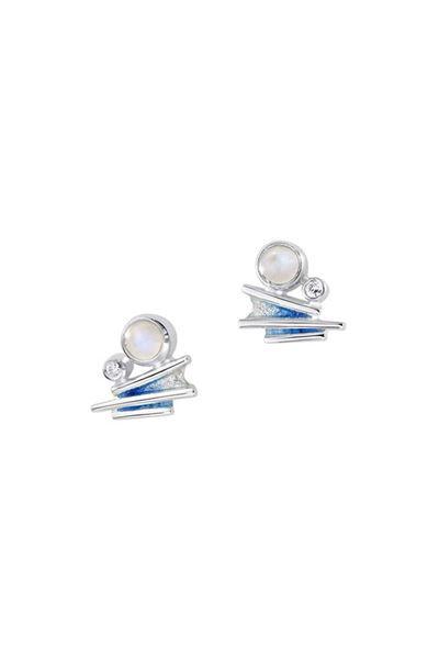 Picture of Sheila Fleet  Moonlight Earrings