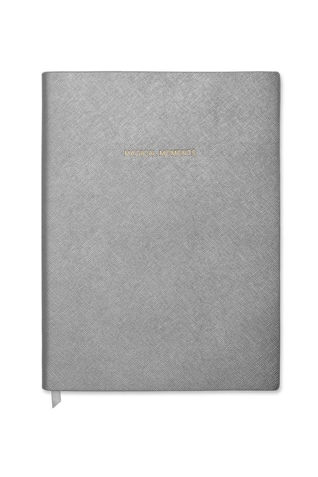 Picture of KATIE LOXTON MAGICAL MOMENTS GREY NOTEBOOK