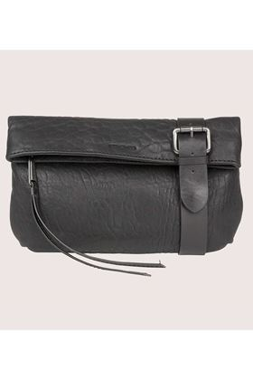 Picture of Love My Soul Love Belted Clutch Black