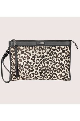 Picture of Love My Soul Carter Clutch Leopard