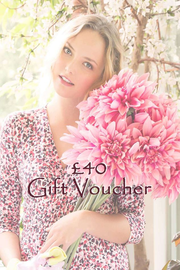 Picture of 40 pounds gift voucher