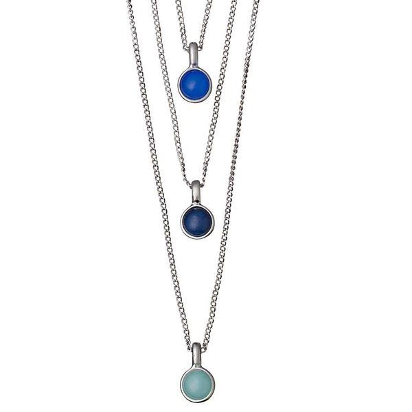 Picture of Pilgrim Elda Multi Chain Necklace