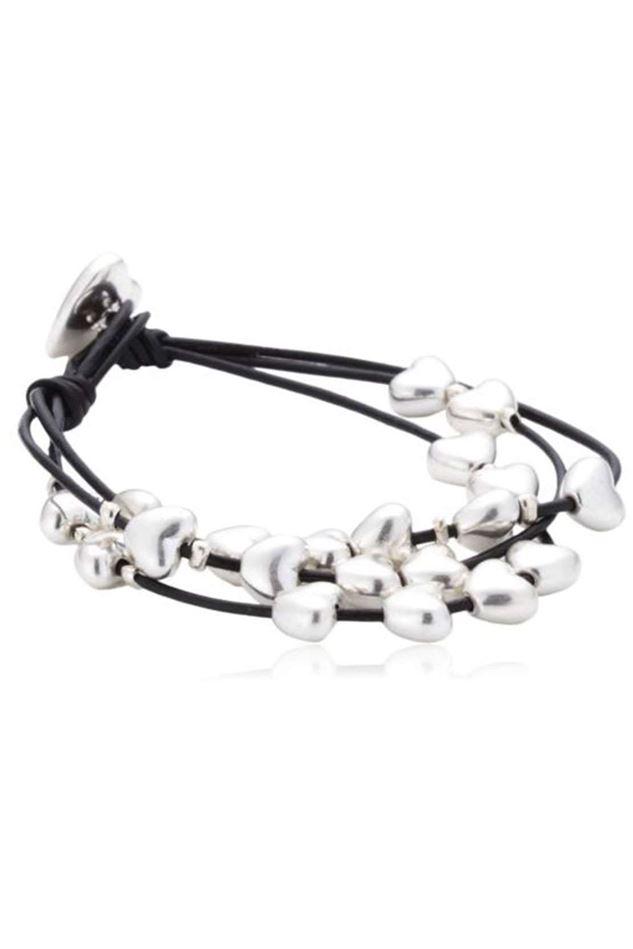 Picture of Pilgrim Mini Hearts Bracelet