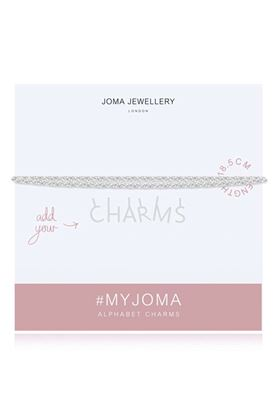 Picture of Joma Jewellery Alphabet Base Bracelet