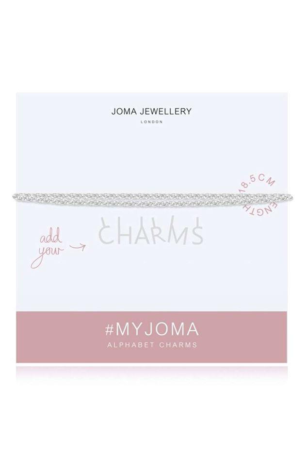 Picture of Joma Jewellery Alphabet Base Bracelet