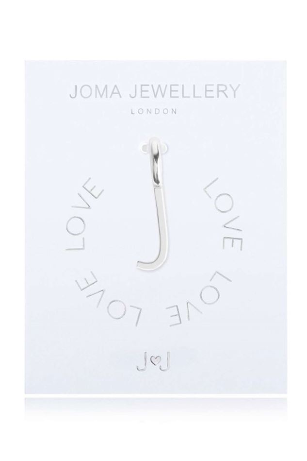 Picture of Joma Jewellery Alphabet Charm - J