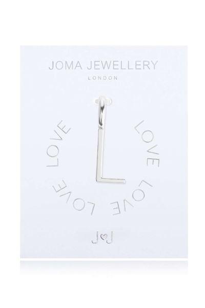 Picture of Joma Jewellery Alphabet Charm - L