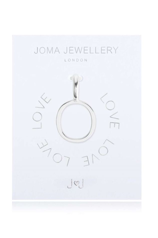 Picture of Joma Jewellery Alphabet Charm - O