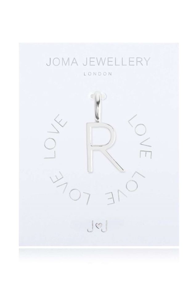 Picture of Joma Jewellery Alphabet Charm - R