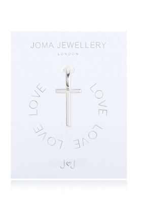Picture of Joma Jewellery Alphabet Charm - T