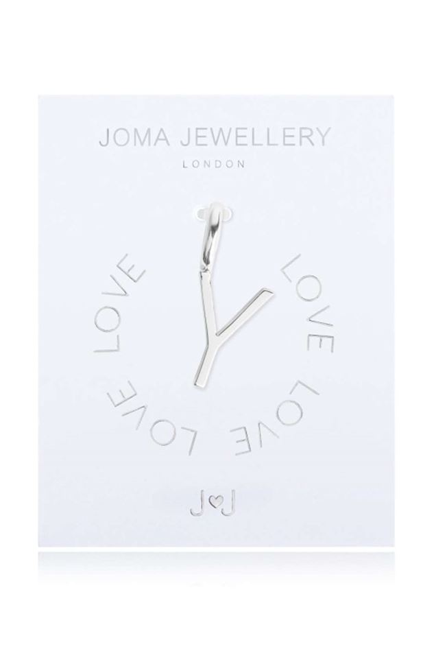 Picture of Joma Jewellery Alphabet Charm - Y