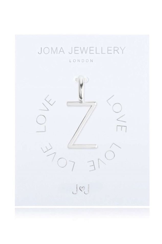 Picture of Joma Jewellery Alphabet Charm - Z