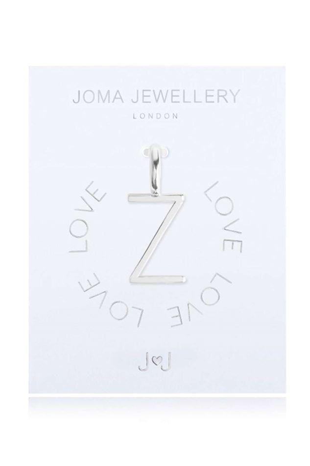 Picture of Joma Jewellery Alphabet Charm - Z