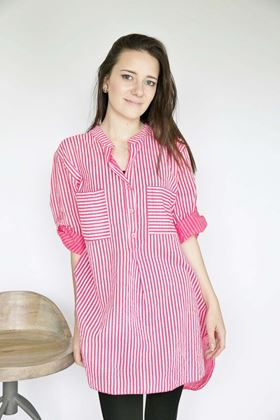 Picture of Inis Collection Wide Stripe Shirt