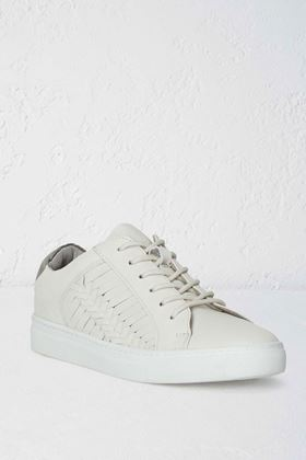 Picture of White Stuff Eliza Leather Detail Trainer