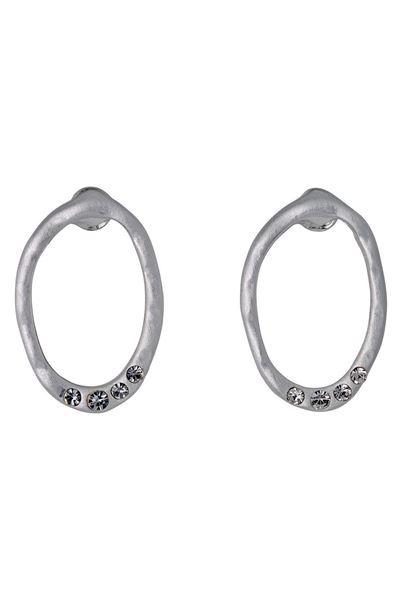 Picture of Pilgrim Raghnaid Silver Plated Earrings