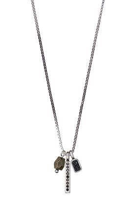 Picture of Pilgrim Glenna Silver Plated Neckace