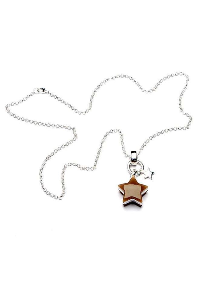 Picture of Inis Jewellery Long Star Pendant Necklace