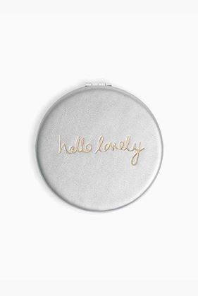 Picture of Katie Loxton 'Hello Lovely' Compact Mirror