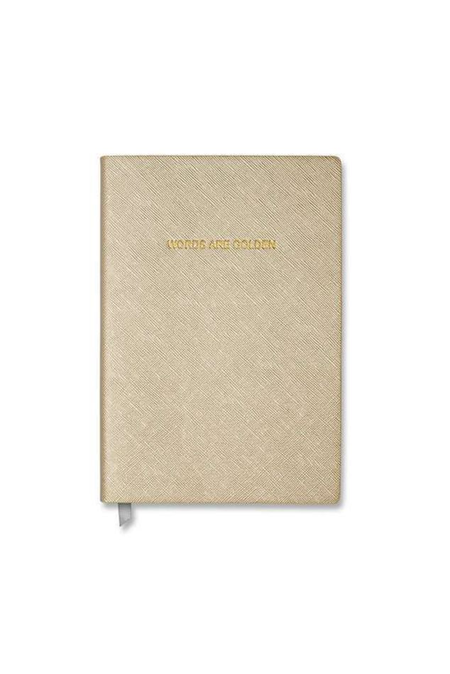 Picture of Katie Loxton 'Words Are Golden' Notebook
