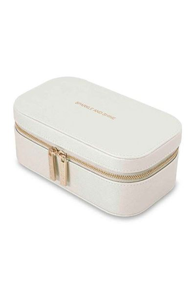 Picture of Katie Loxton 'Sparkle and Shine' Travel Jewellery Box