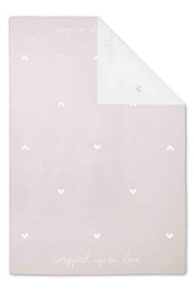 Picture of Katie Loxton 'Wrapped Up In Love' Home Blanket