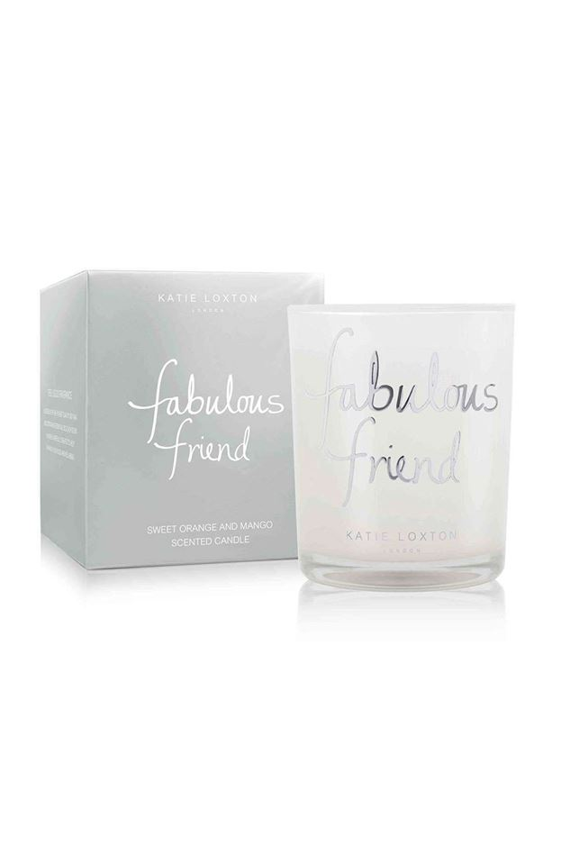 Picture of Katie Loxton  'Fabulous Friend' Jar Candle