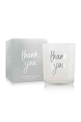 Picture of Katie Loxton  'Thank You' Jar Candle