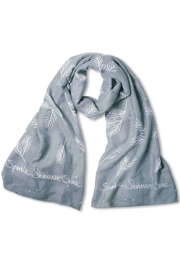 Picture of Katie Loxton 'Sparkle Shimmer Shine' Sentiment Scarf