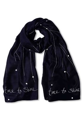 Picture of Katie Loxton 'Time to Shine' Sentiment Scarf
