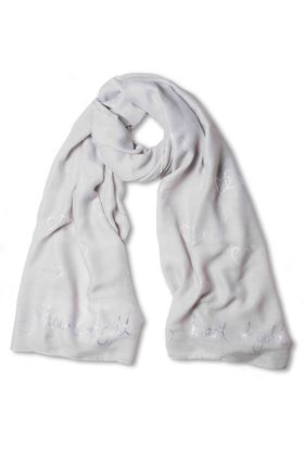 Picture of Katie Loxton 'Heart of Gold' Sentiment Scarf