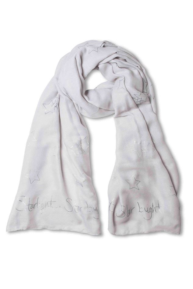 Picture of Katie Loxton 'Starlight Star Bright' Sentiment Scarf