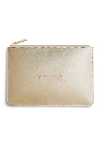 Picture of Katie Loxton 'Sparkle Everyday' Perfect Pouch