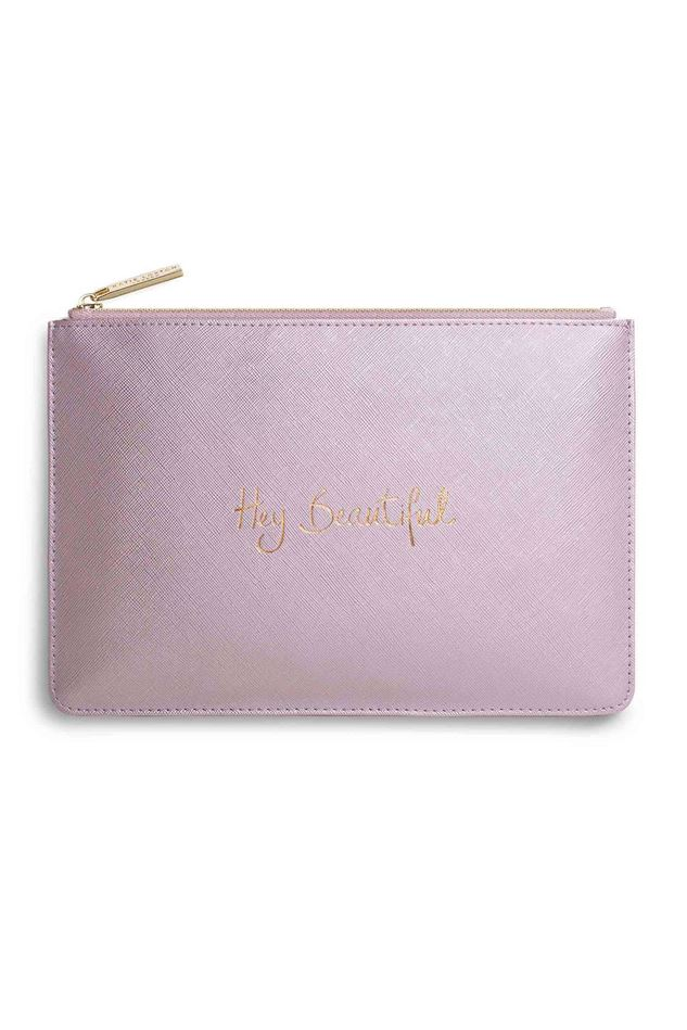 7db71bc08f2bc Katie Loxton 'Hey Beautiful' Perfect Pouch | Inis Online