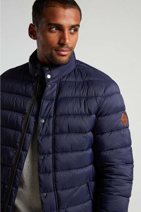 Picture of White Stuff Men's Pecan Puffer Jacket