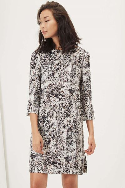 Picture of Great Plains Brimestone Wood Midi Dress