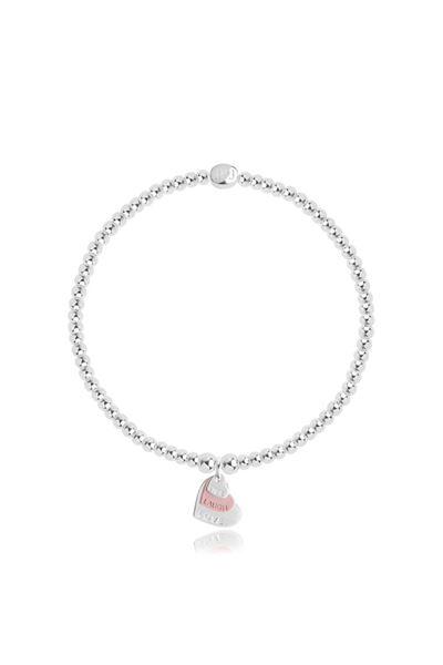 Picture of Joma Jewellery Live Laugh Love Klio Coin Bracelet