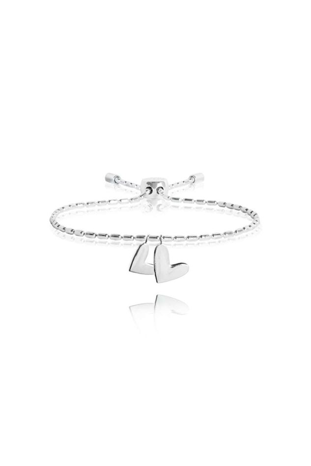 Picture of Joma Jewellery Heart Dash Lariat Bracelet
