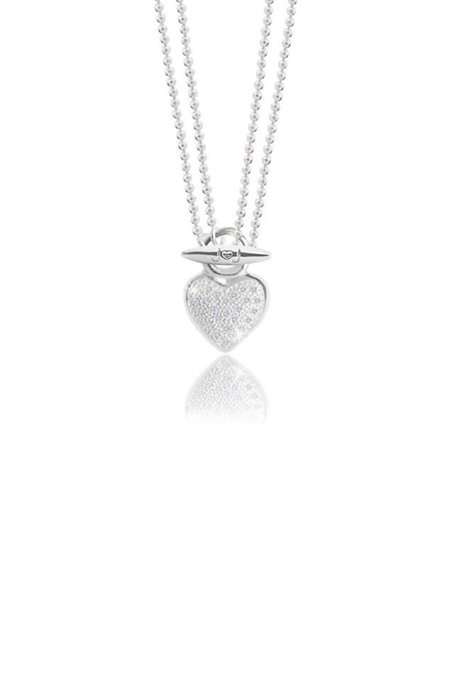 Picture of Joma Jewellery Heart Anya Necklace