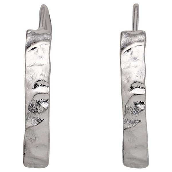 Picture of PILGRIM LUAN SILVER PLATED  EARRINGS
