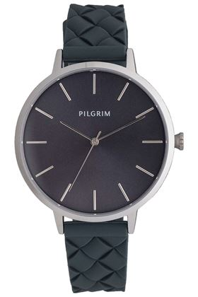 Picture of PILGRIM ASTER DARK GREY WATCH