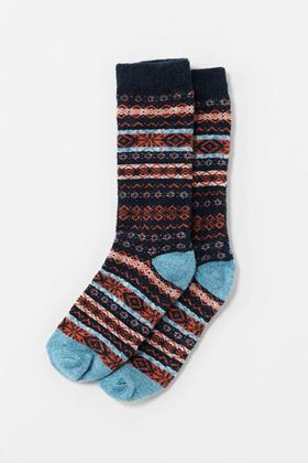 Picture of Seasalt Men's Fairisle Socks