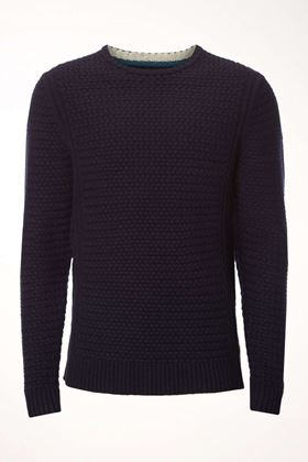 Picture of White Stuff Bolete Texture Crew Jumper