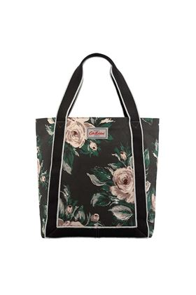 Picture of Cath Kidston Devonshire Rose Reverse Coated Tote